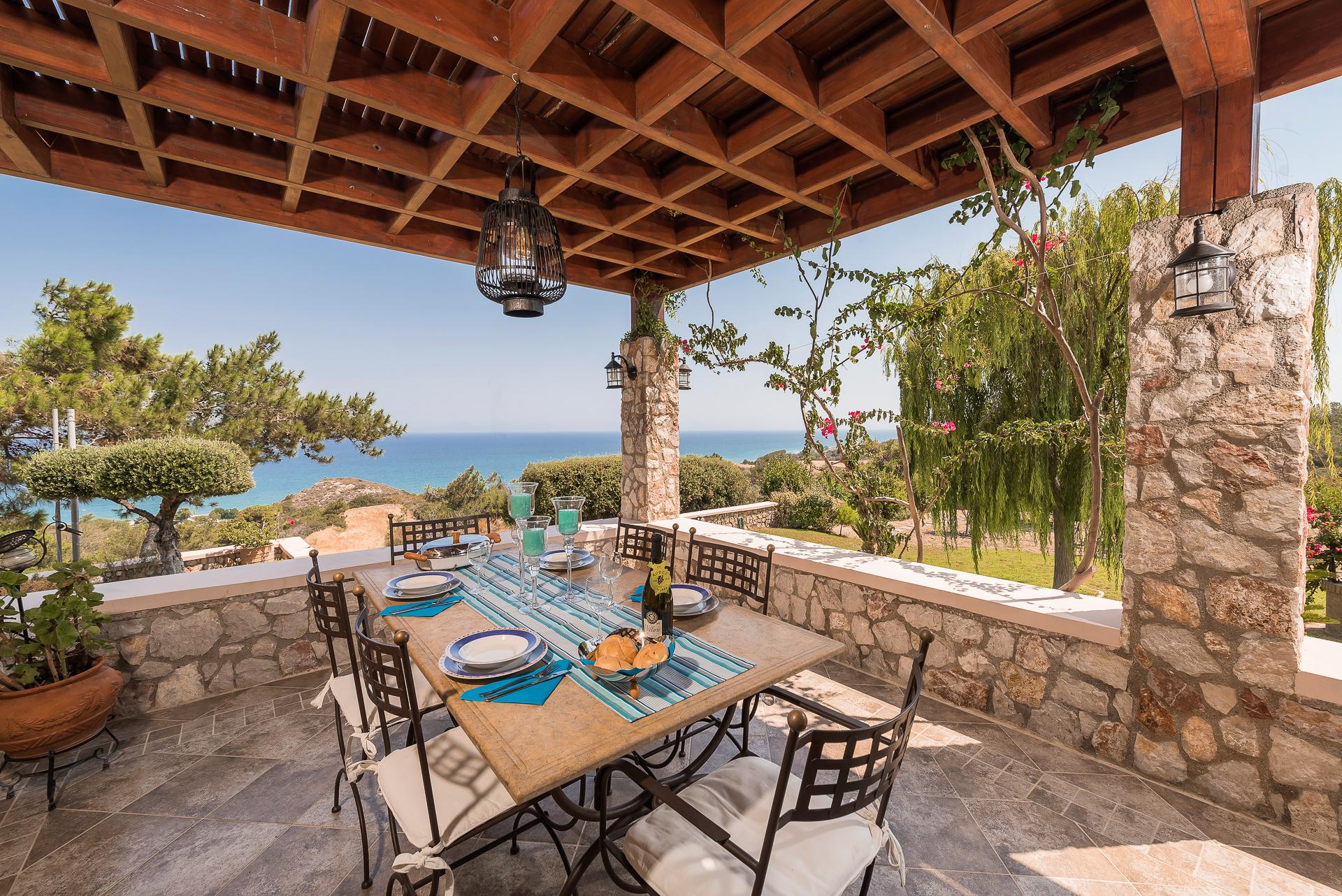 Villa Russelia_Rhodes_lunch_15