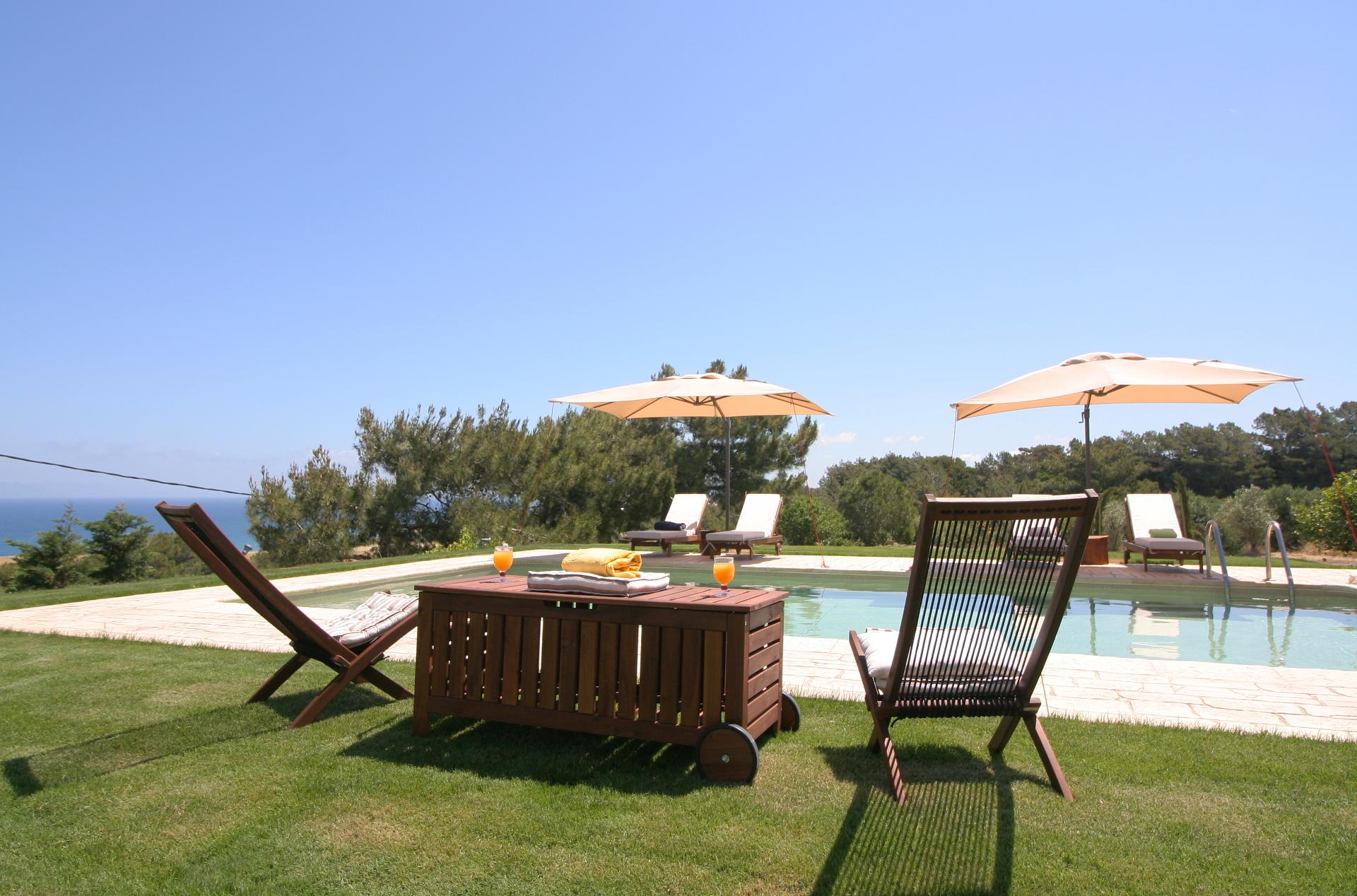 Villa Russelia Pool_Rhodos_2