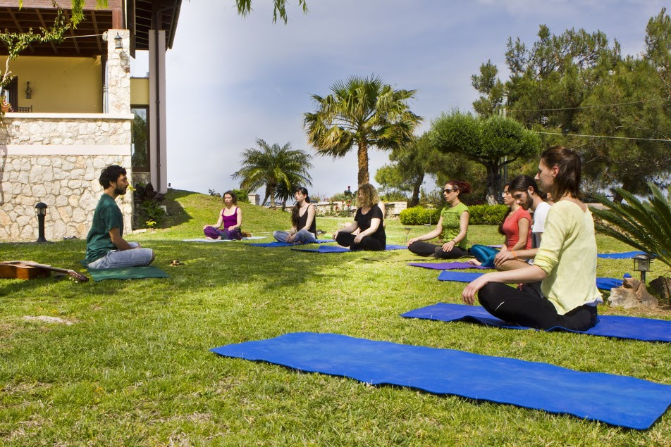 Yoga and Shamanic Techniques Retreat at Villa-Russelia 1