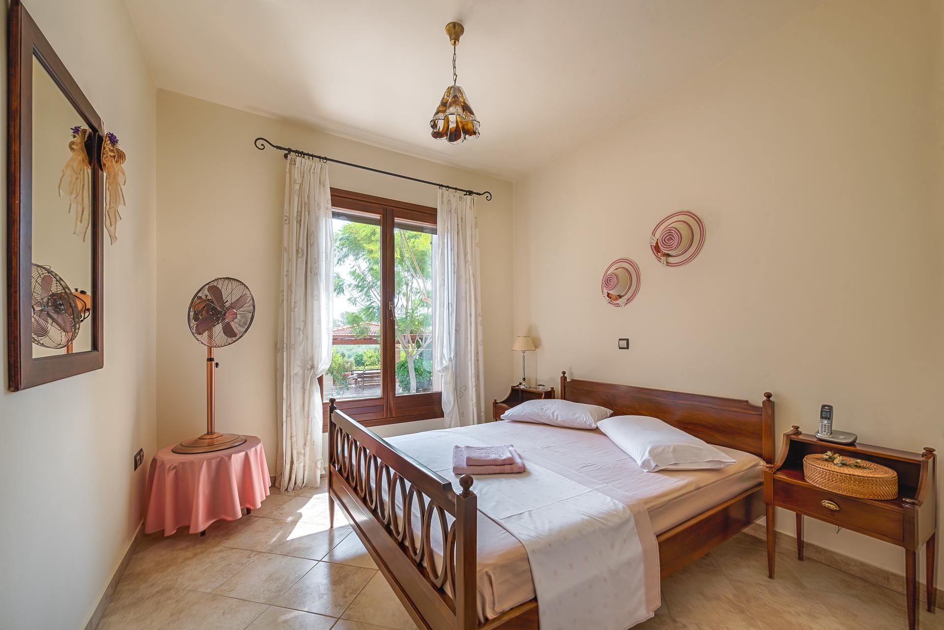 Schlafzimmer-Rhodos-Villa Russelia_0040