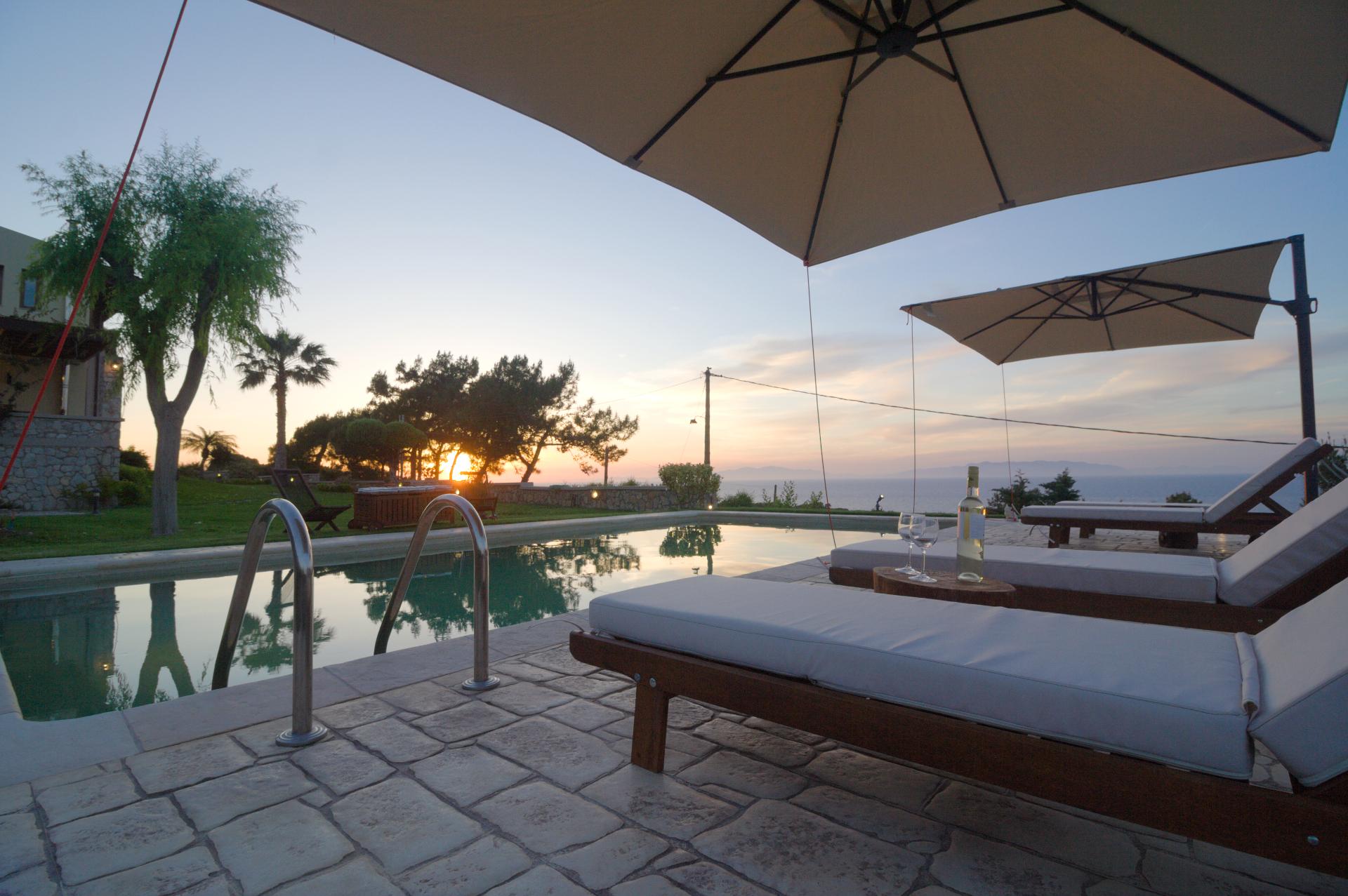 Villa Russelia_Rhodes_Pool_14