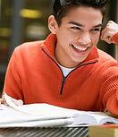 Gelukkige Student
