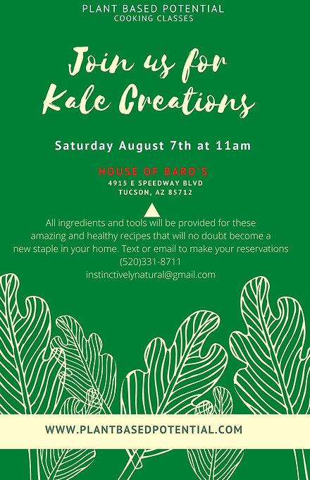 Kale Creations