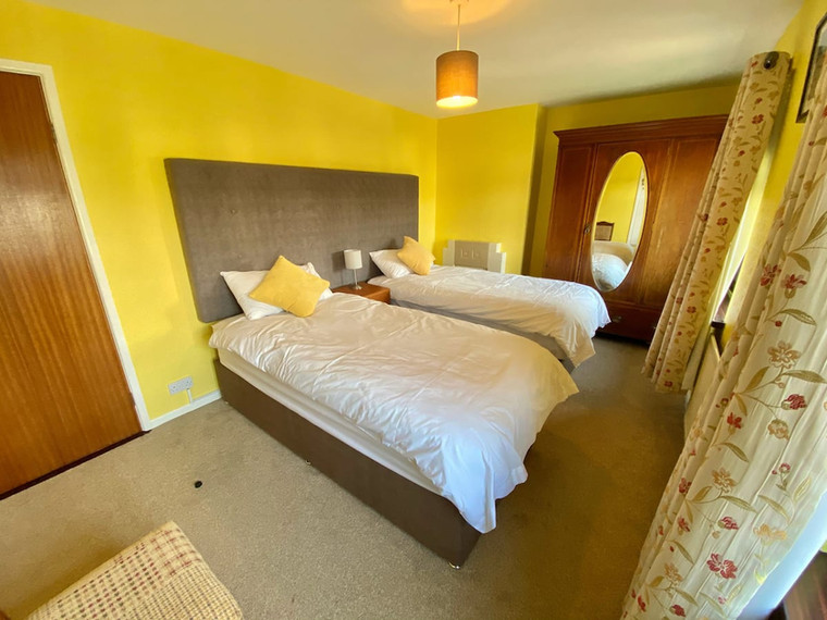 Bedroom Two - Twin Beds