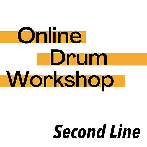 Monday 7 December - Second Line