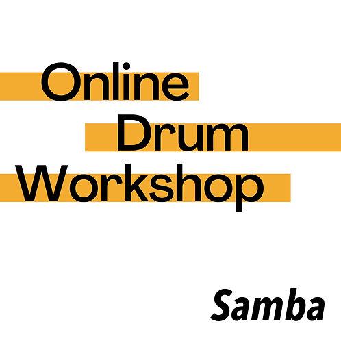Monday 21 December - Samba