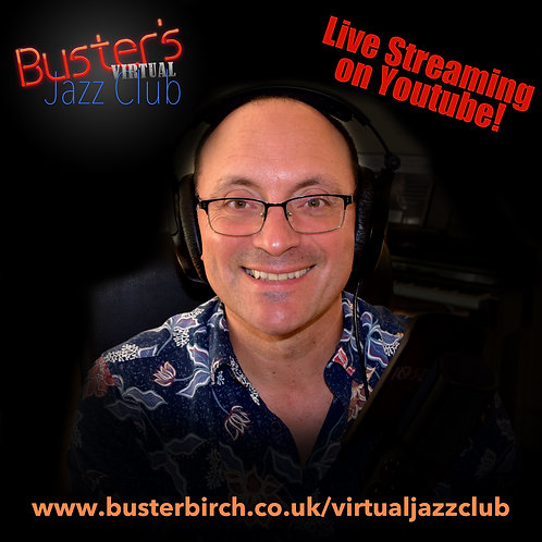 £5 Donation to Buster's Virtual Jazz Club