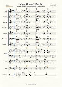 Major General Mambo (screen grab)-score