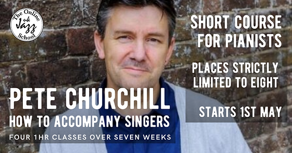 Pete Churchill-How To Accompany Singers.