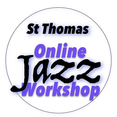 Jazz Workshop (7 Oct) St Thomas