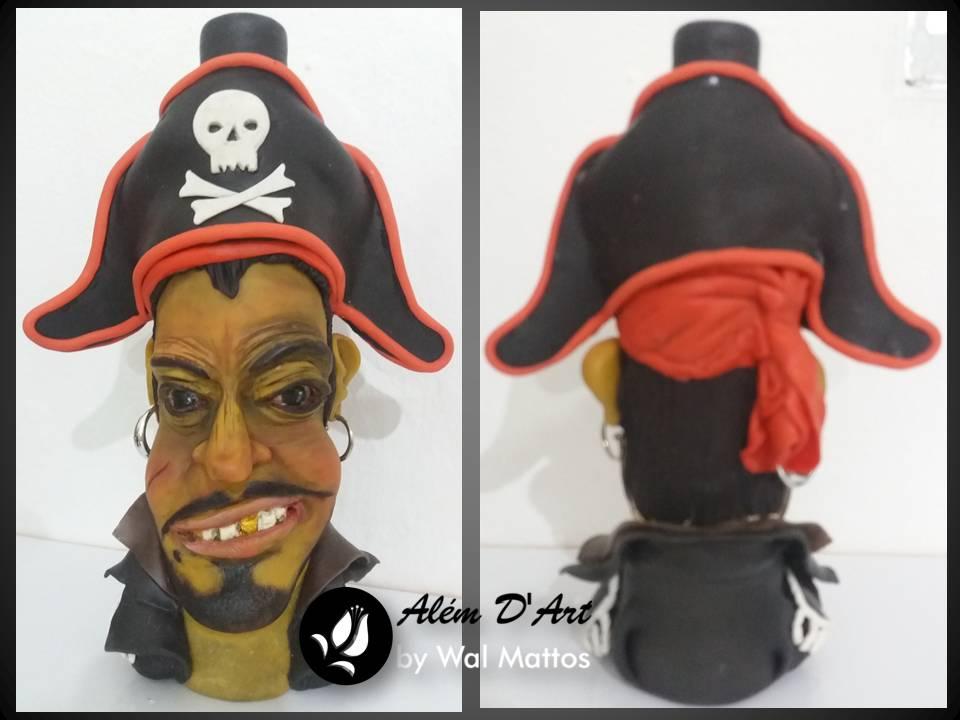 Licoreira Pirata 500ml
