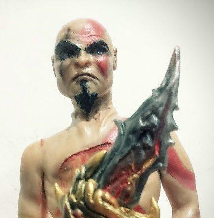 Topo de Bolo (Kratos)