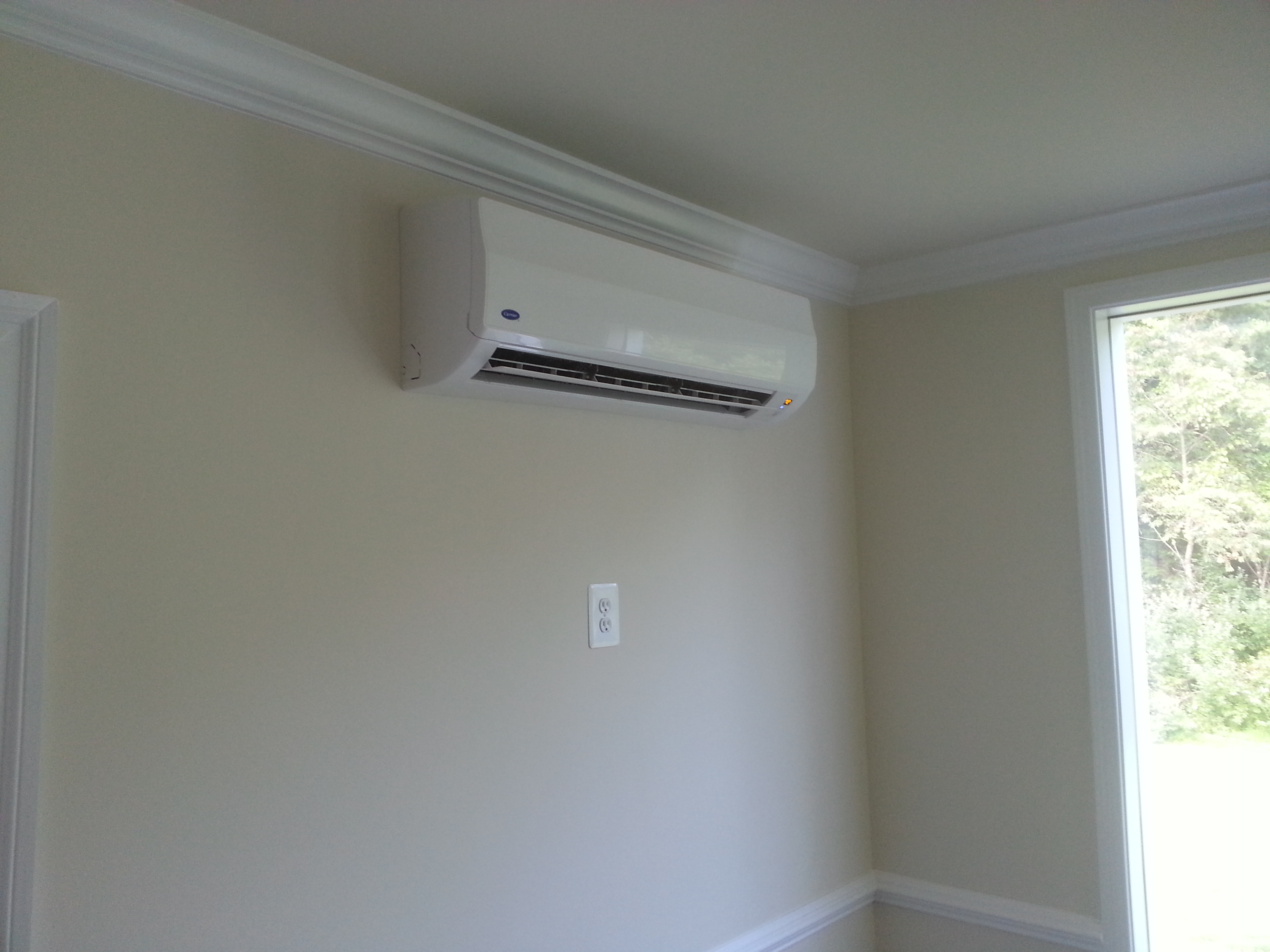 Carrier brand best a/c service