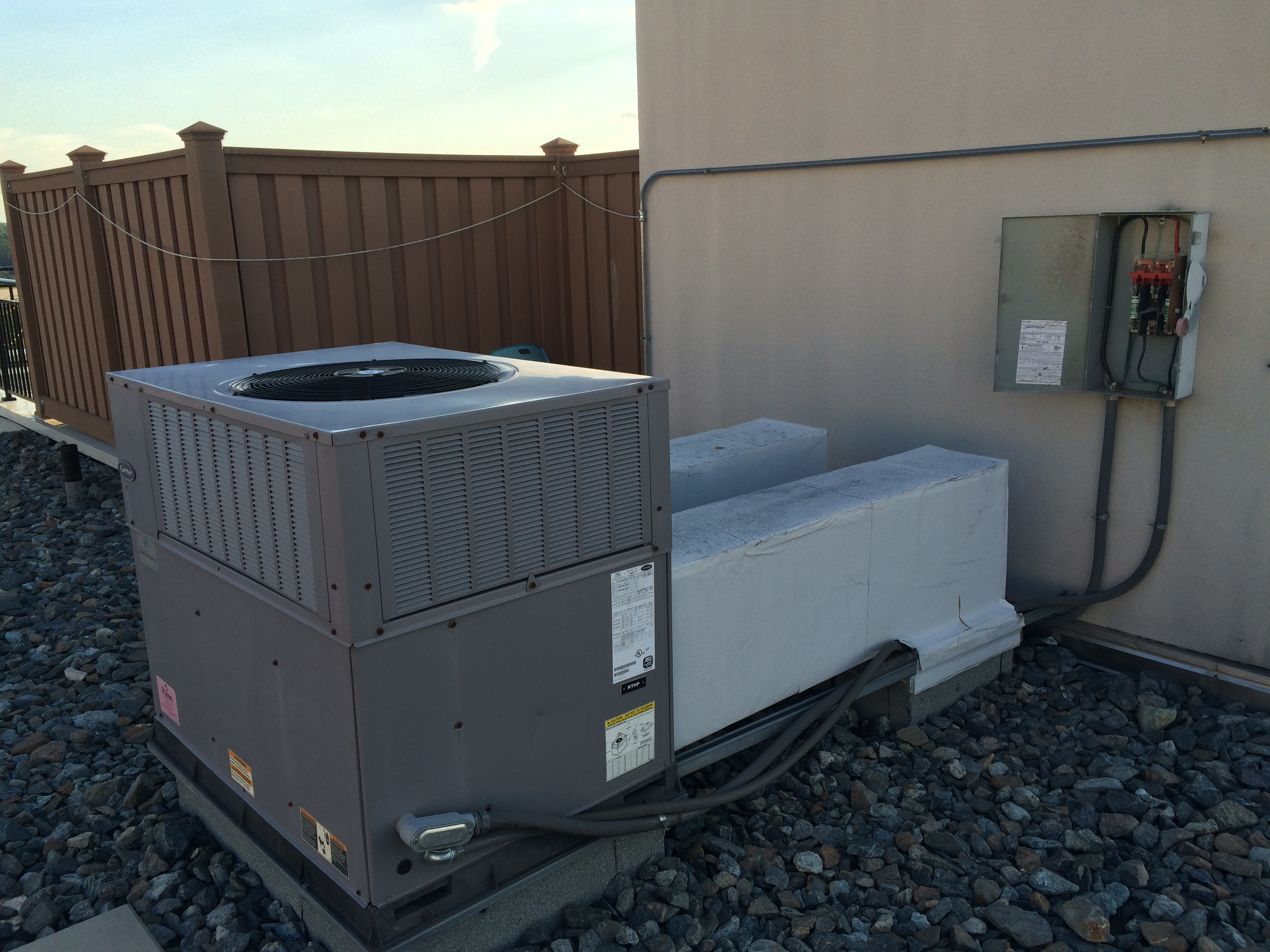 Commercial HVAC best a/c service