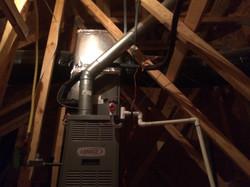 Lennox attic unit best a/c service