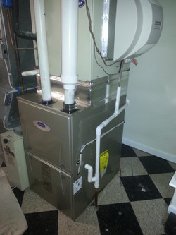 Carrier brand C & R HVAC Services