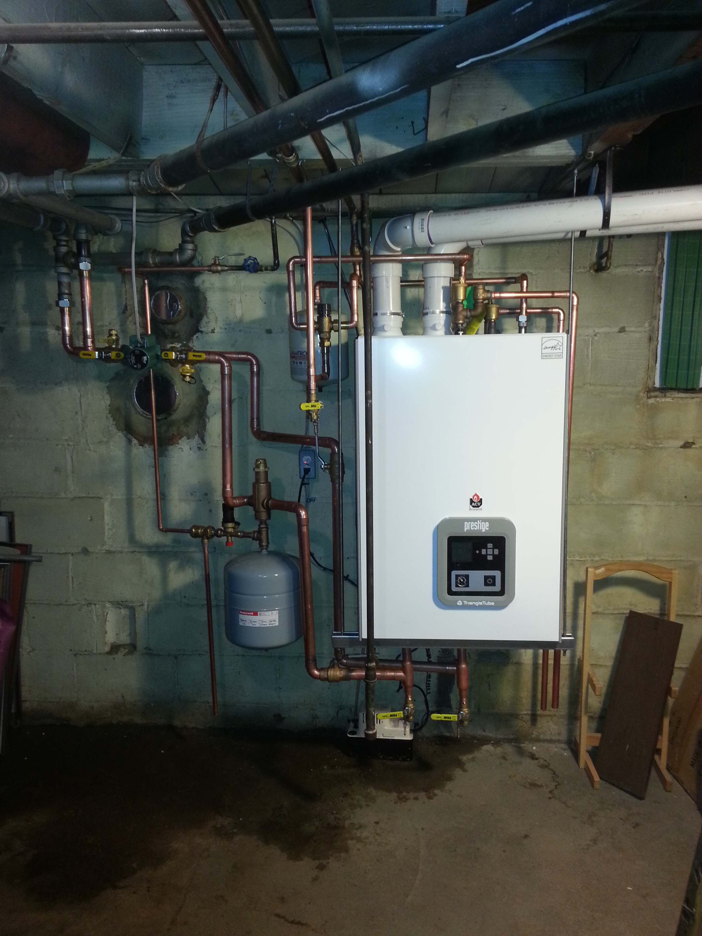 Prestige best boiler service