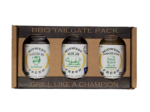 BBQ Tailgate Gift Pack