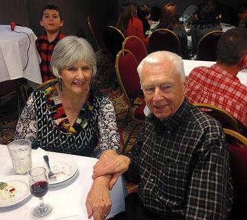 With Husband Harold Collins Bowers, II (