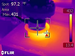 Coupling Anomaly –Infrared Inspection