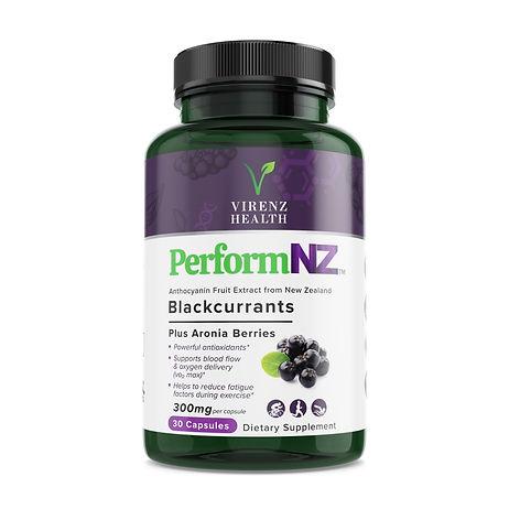 VirenzHealth_Performnz_Bottle Front Labe