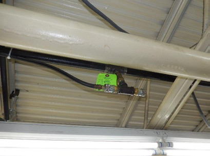 Branch Line –Compressed Air Leak