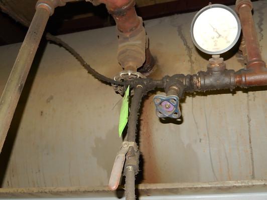 Compressed Air Leak
