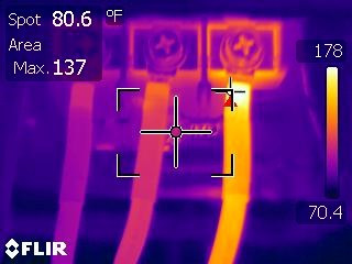 C-Phase Anomaly –Infrared Inspection