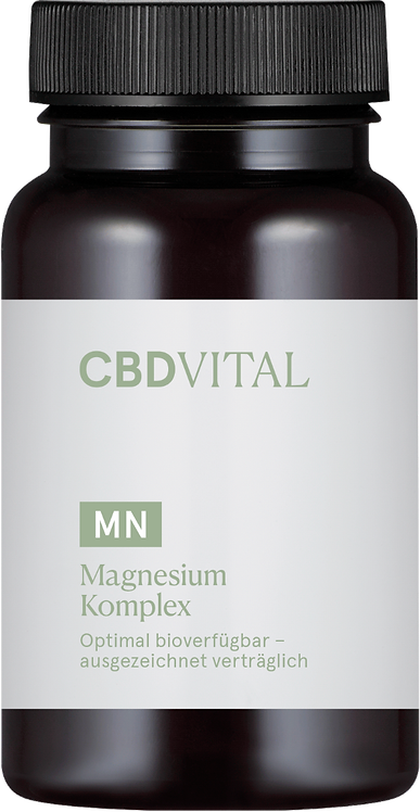 Magnesium Komplex - Mineralstoffe