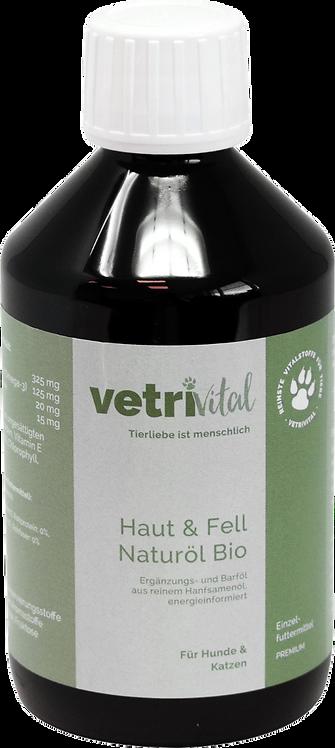 Vetri Vital Premium Haut & Fell Naturöl Bio für Hunde und Katzen