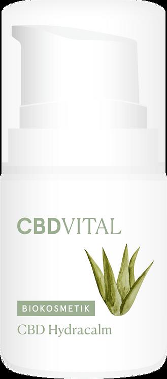 CBD Hydracalm - Regeneriert sensible und erschlaffte Haut-reduziert Hautspannung
