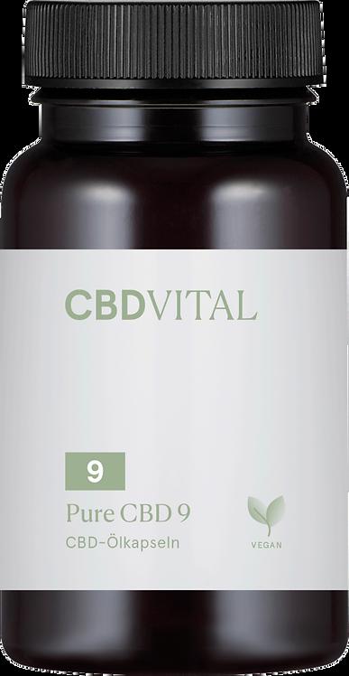 Pure CBD 9 (5%) Kapseln