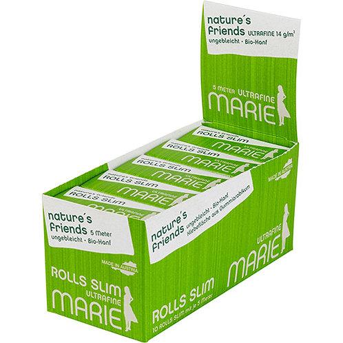 Marie Rolls Nature Friends Slim ungebleicht Bio-Hanf 30 Stk.