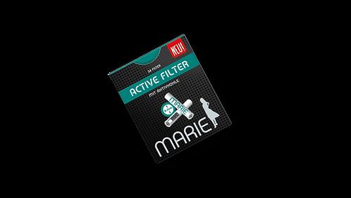 Marie Aktivkohle Filter 34 Stück