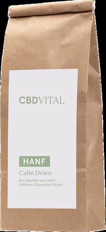 """CBD Vital Bio Vital Hanf-Tee """"calm down"""" aus Hanfblättern (Cannabis folium)"""