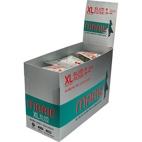 Marie Filter XL Slim 6mm 20 Beutel á 100 Stück