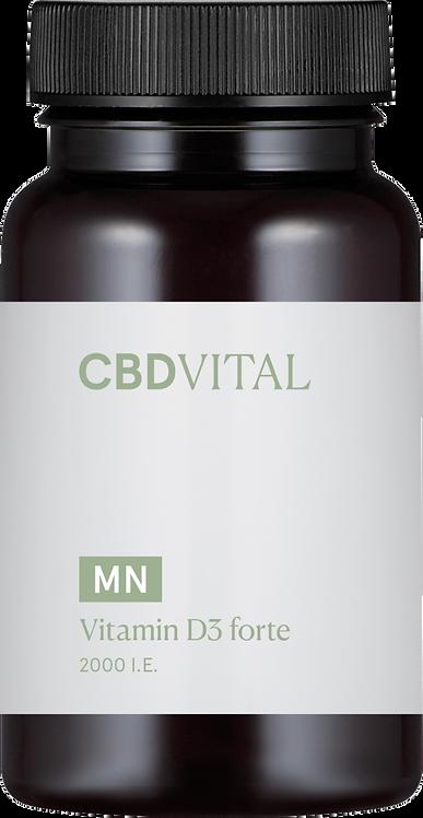 Vitamin D3 forte -  Immunsystem