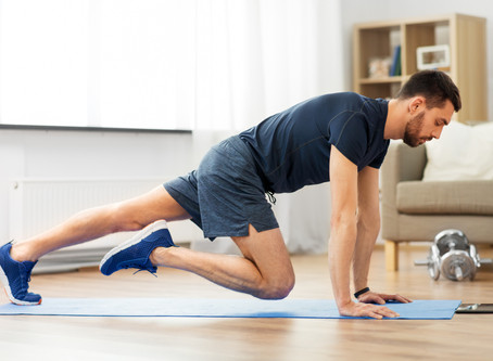 How To Make The Most Out Of Your At Home Workout