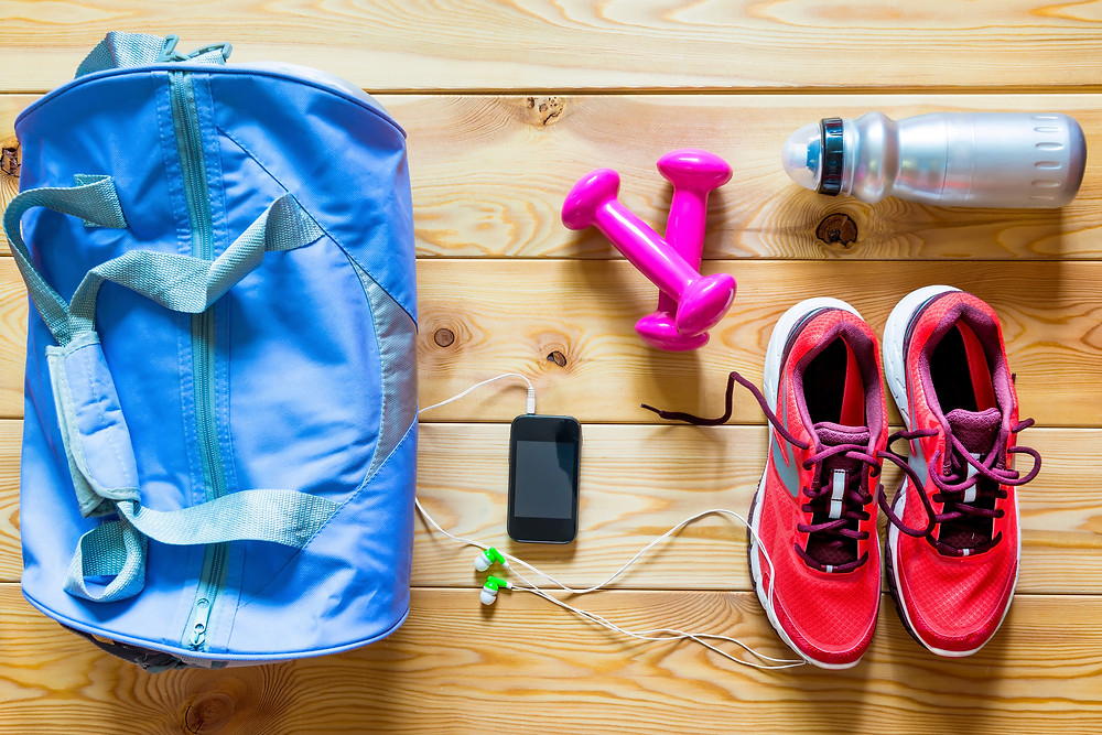 What is in your gym bag