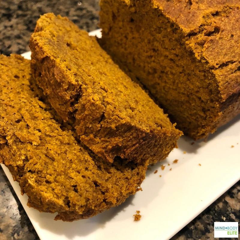 quick and easy pumpkin bread recipe