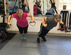 Small Group Fitness Clasess