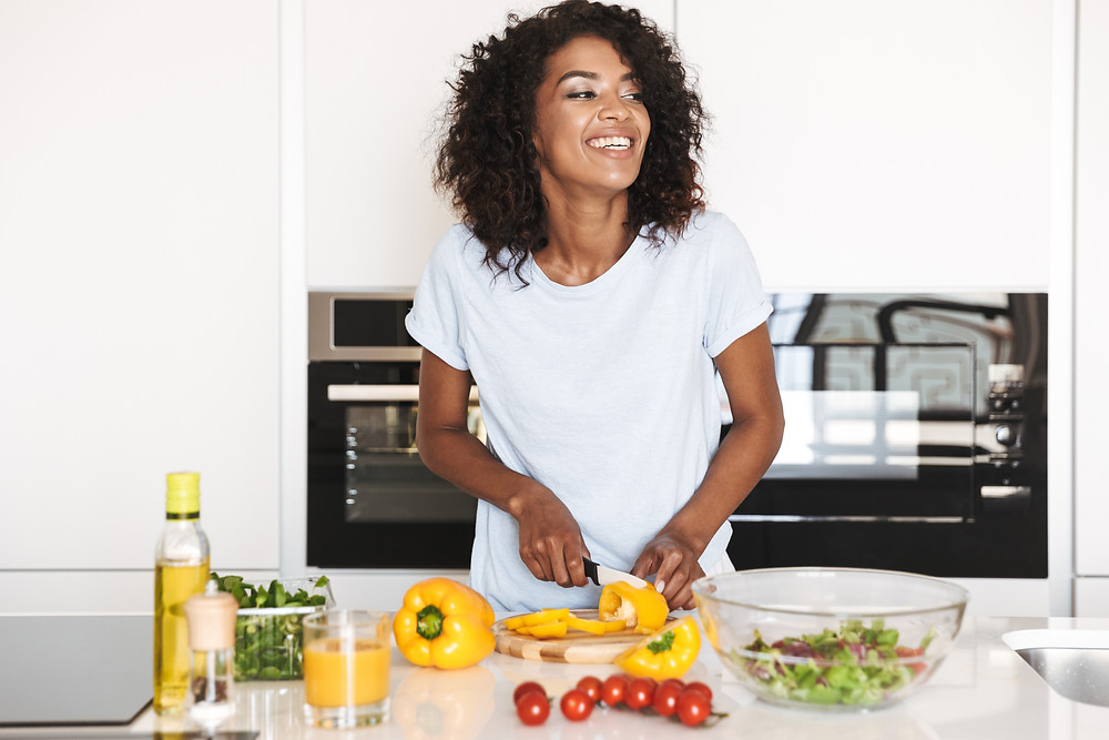 Food prep for healthy meals