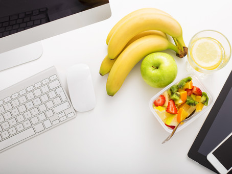 How To Create Healthier Food Habits At Work