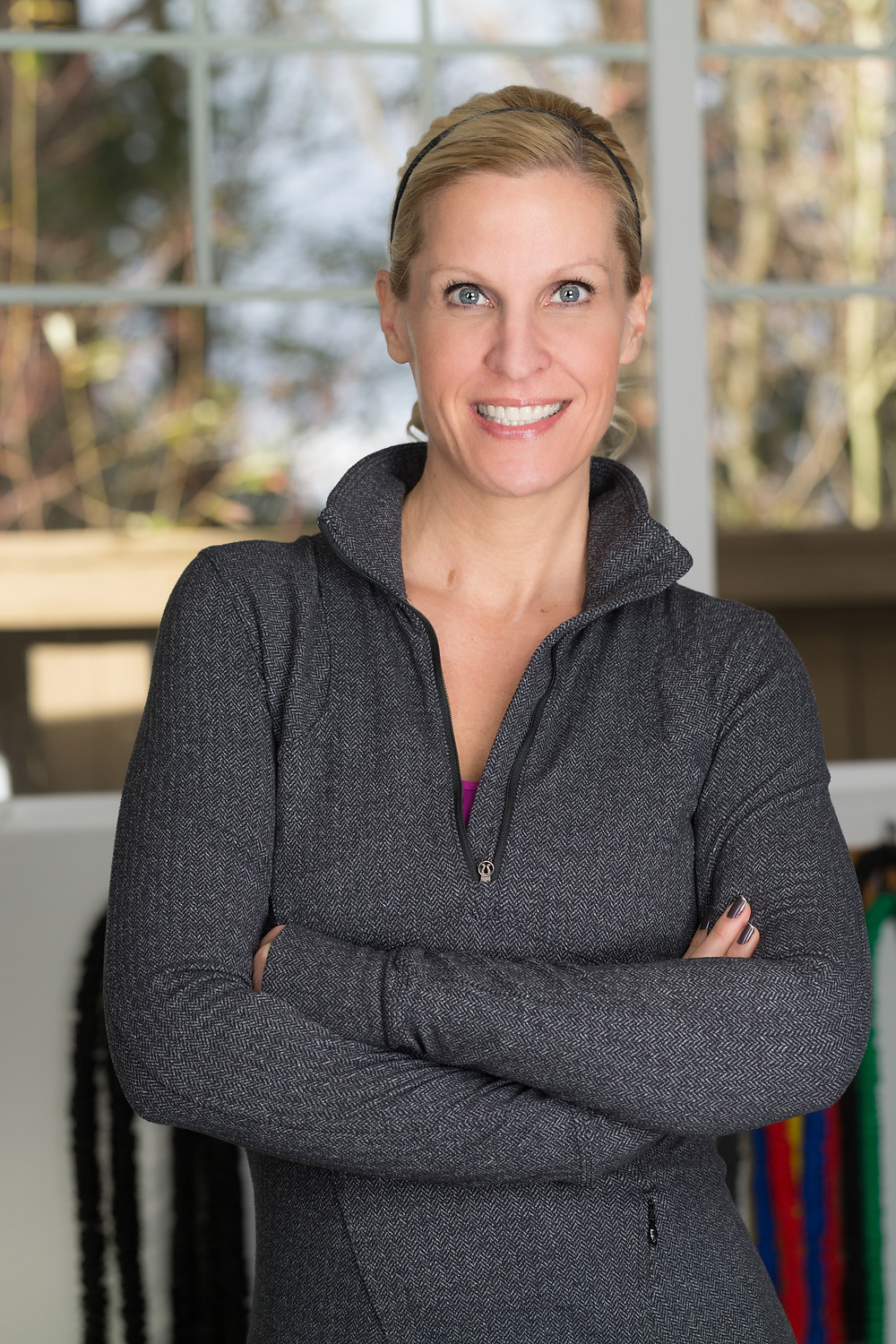 Mindy Garrett, owner of Mind + Body Elite