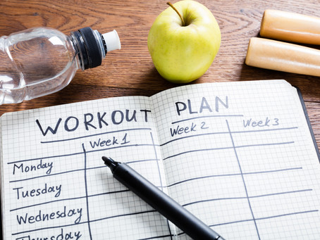 4 Tips to Maintain Healthy Habits