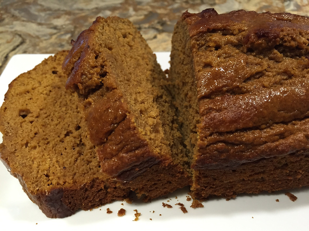 Skinny Pumpkin Bread Recipe