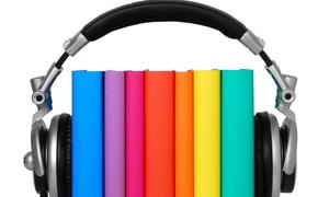 Listen to an audio book