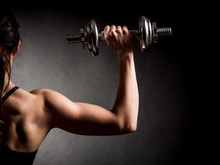Why You Need to Lift Weights to Slim Down