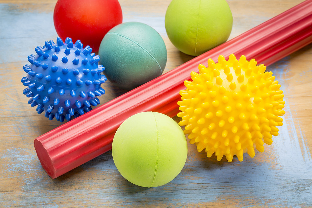 massage sticks and rollers