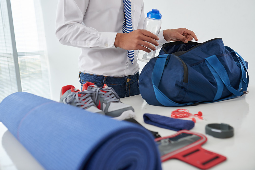 Gym bag must haves